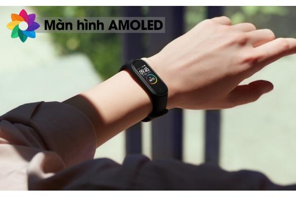 Vòng đeo tay thông minh Xiaomi Mi Band 4
